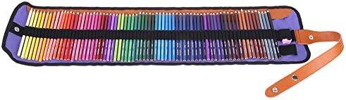 Ruiqas お絵かき用鉛筆セット 72色 学生アート鉛筆 + 鉛筆ケース + 鉛筆削り スケッチスケッチ。