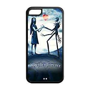 meilinF000The Nightmare Before Christmas Jack Skellington ipod touch 5 Cover Protection CasemeilinF000