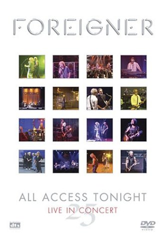 Foreigner - All Access Tonight: Live in Concert