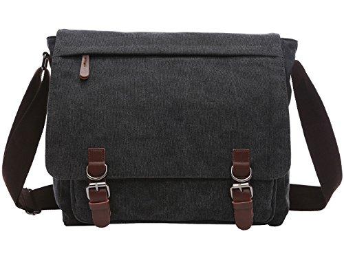 Crossbody Messenger Bag For School - 4