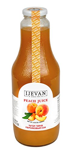 Ijevan Peach Juice, 1 L -