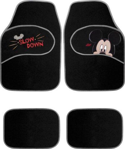 Disney 25754 mickey alfombras de moquette - Alfombras mickey mouse ...