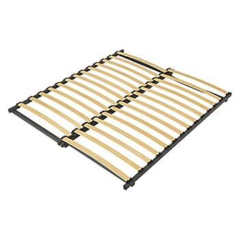 SLATTED BED BASE (EXTENDABLE) (185CM (LENGTH)): Amazon.co.uk ...
