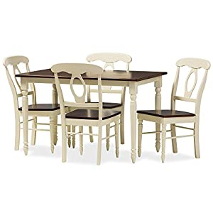 410GApaPS5L._SS300_ Coastal Dining Room Furniture & Beach Dining Furniture