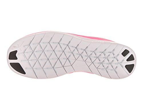 Nike Nikefree RN GS - Zapatillas de Entrenamiento Niñas Rosa