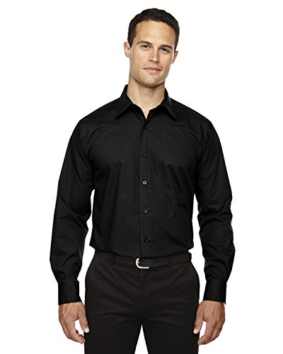 North End Mens Wrinkle Resist Poplin Shirt. 87037 - XX-Large - - Poplin Shirt Resist Wrinkle