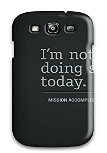 Excellent Galaxy S3 Case Tpu Cover Back Skin Protector Funny Games