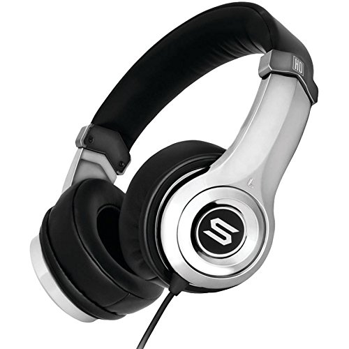 Price comparison product image Soul ULTRA High Definition Dynamic Bass On-Ear Headphones