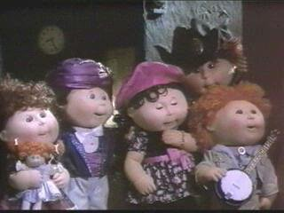 Cabbage Patch Kids The Screen