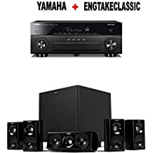 Yamaha AVENTAGE RX-A880 7.2-ch 4K Ultra HD AV Receiver with HDR + Klipsch HDT-600 Home Theater System Bundle