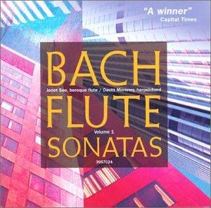 Cover of Flute Sonatas 1