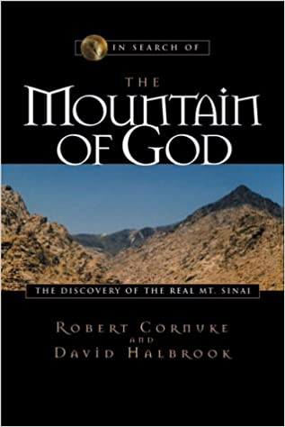 In Search of the Mountain of God: The Discovery of the Real