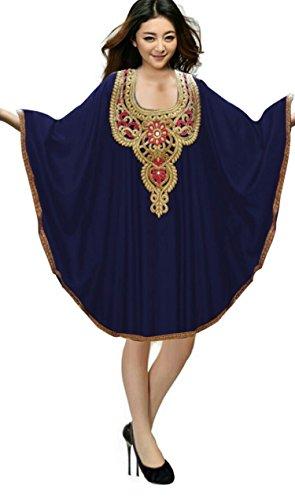 Kaftan-Maxi-Mini-Evening-Gowns-Dresses-Wedding-Cocktail-Dress