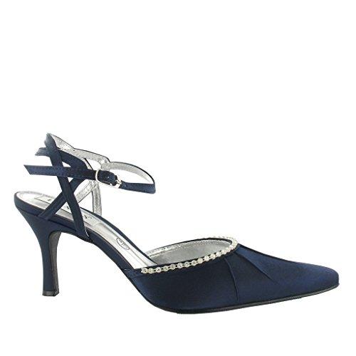 LEXUS - Zapatos de vestir para mujer azul - azul marino