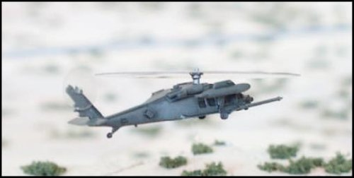 Modern Micro Armour - NATO Rotary Wing Aircraft MH 60Q Pave Hawk