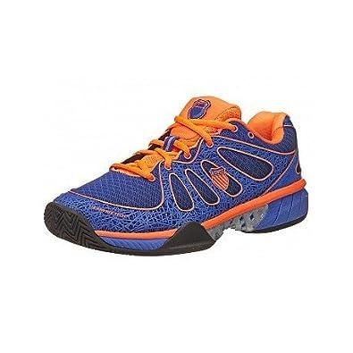 K-SWISS Ultra Express Clay (Azul/Naranja): Amazon.es: Zapatos y ...