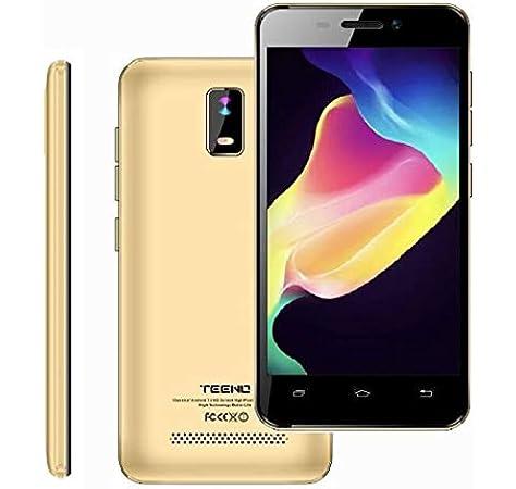 Teeno - Smartphone Libre 4G 4.0