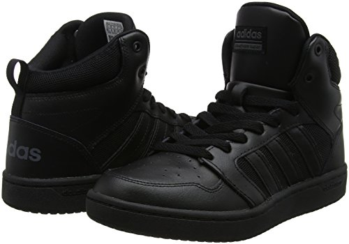 Cloudfoam 000 Baskets Gricin Hoops Hommes Negbas Super Montantes Noirs Adidas negbas Mid rrnvqEPx
