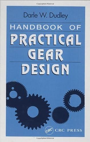 buy handbook of practical gear design mechanical engineering series rh amazon in