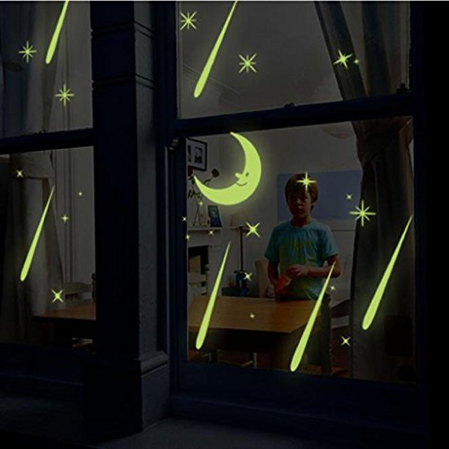 -kesee-paste-meteor-fluorescence-stick-bedroom-decorative-wall-stickers