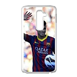 LG G2 Phone Case White Neymar KQ9999702