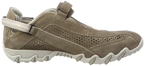 Allrounder by Mephisto NIMBO PERF FOGGY 37/C.SUEDE 37 Damen Outdoor Fitnessschuhe Beige (Taupe)
