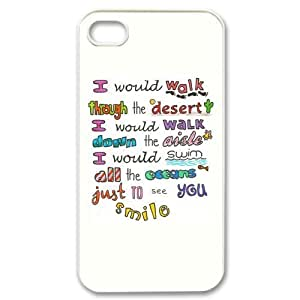 Fashion One Direction Personalized For LG G2 Case Cover Hard -CCINO