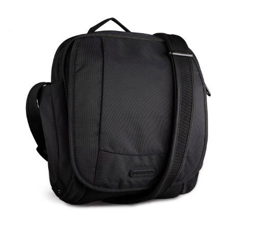 - Pacsafe Luggage Metrosafe 200 gii Shoulder Bag, Black