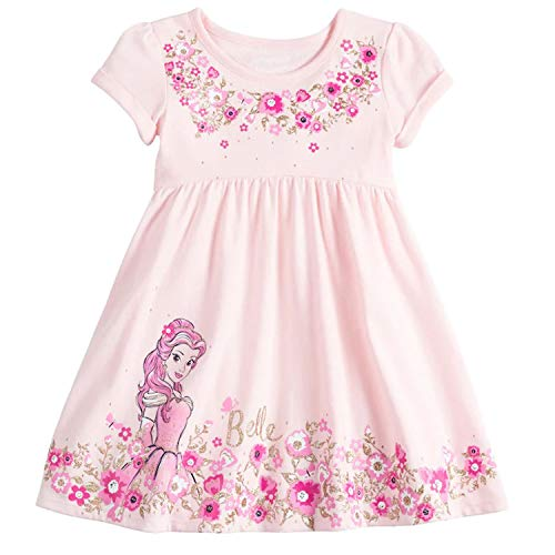 - Girls Jumping Beans Beauty and The Beast Belle Baby Doll, Size 3T