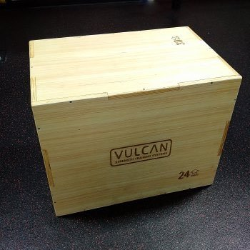 3-in-1 Plyo Box by Vulcan Strength Training Systems