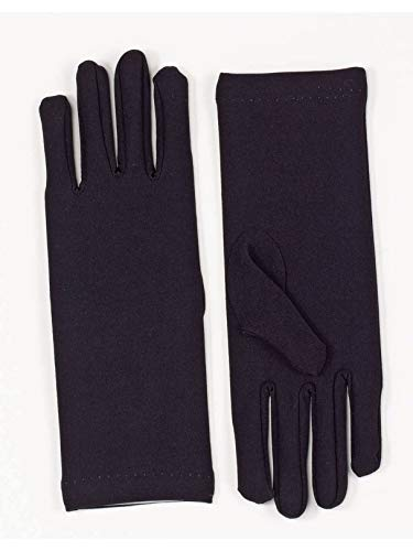 Forum Novelties Women's Novelty Short Dress Gloves, Black, One Size]()