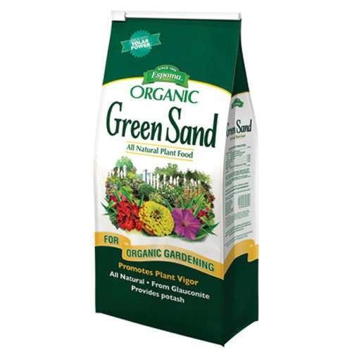 Espoma GS7 Greensand Soil Conditioner, 7.5-Pound (Rock Phosphate Fertilizer)