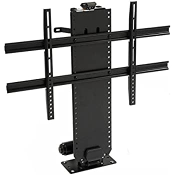 Whisper ride 750 tv lift for tvs 46 50 for Motorized vertical tv lift