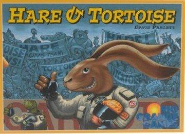Family Board Games Hare & Tortoise