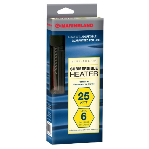 Marineland Visi Therm Aquarium Heater 25 Watt product image