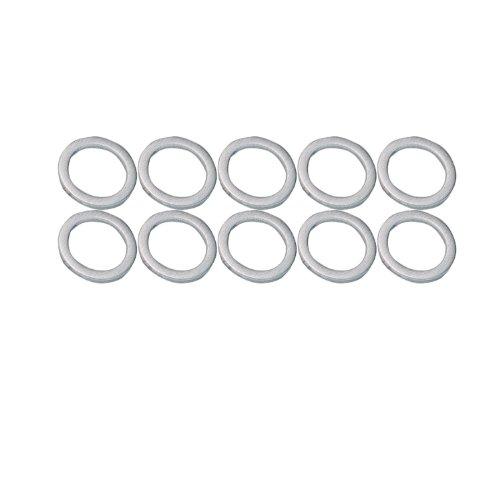 - Edelbrock/Russell 683980 Brake Line Washer - 10 Per Pack