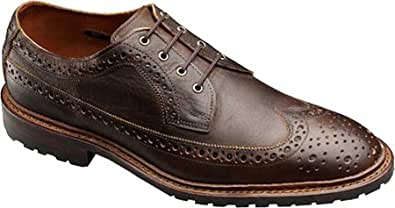 Allen-Edmonds Men's Aberdeen,Dark Brown Grain Leather,US 15 D