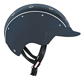 Casco Champ Riding Helmet - 6, Navy Blue, M, 16,06,