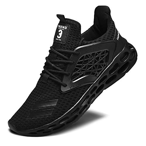 RELANCE Men s Running Shoes, Lightweight Casual Sneakers Workout Sport Athletic Shoes for Training Tennis Jogging Footwear