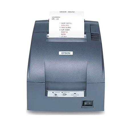 Amazon com: Epson TM-U220A-8911 Dot Matrix Receipt Printer, 17 8 cpi