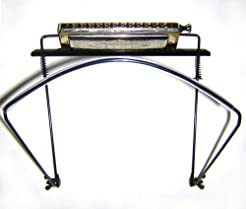 Harmonica Holder HH-001 - Neck Harp Hold...