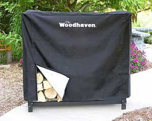 The Woodhaven 3 Foot Full (Firewood Rack 3 Foot)