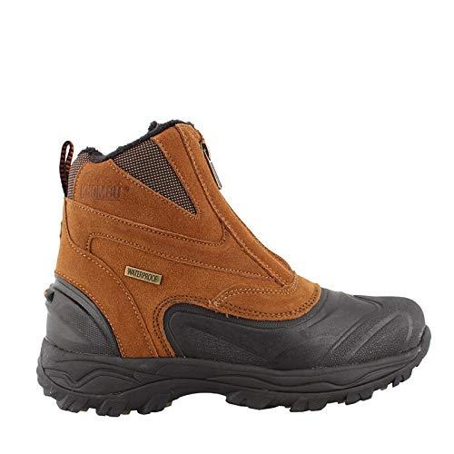 Khombu Men's, Otis Boots Tobacco 11 ()
