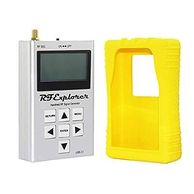 kesoto Handheld Signal Generator 24-6000MHz for Spectrum Analyzer W/Silicone Case