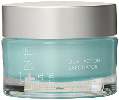 Skin rejuvenating dual action facial exfoliator – by Lifeline Skin Care