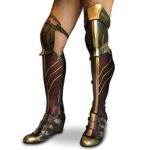 The Highest Heel Women's Wonder Woman Dawn of Justice Boot Over The Knee, as as Shown 11 M US]()