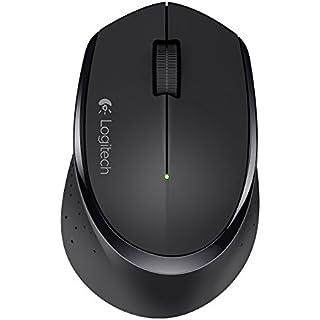 Logitech M275 Wireless Mouse  Black