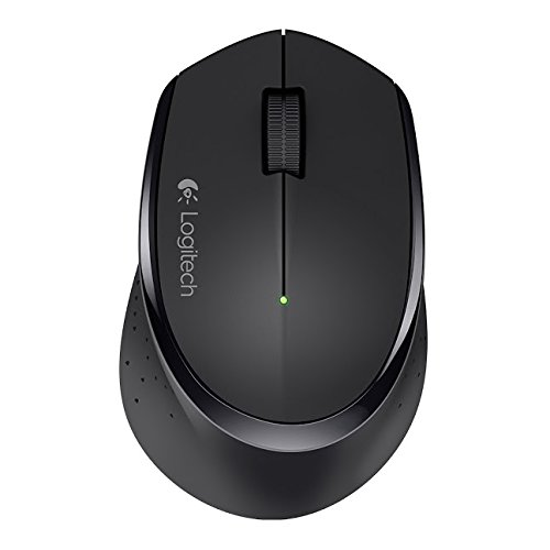 Renewed  Logitech M275 Wireless Mouse  Black  Computer Accessories   Peripherals