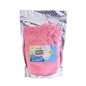 Sensory Sand 2.2lbs (1kg) - ECO friendly, Pink