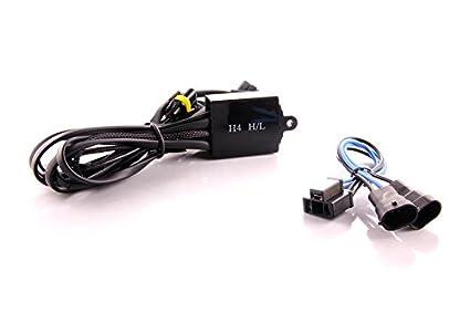 DDM Tuning Hi Lo Bi-Xenon Wiring harness for Headlight Retrofits (H11 on